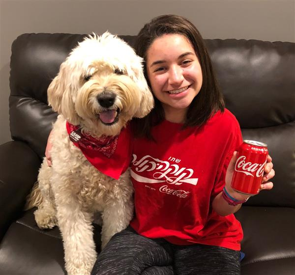 Sycamore Senior Named $20K Coca-Cola Scholarship Finalist