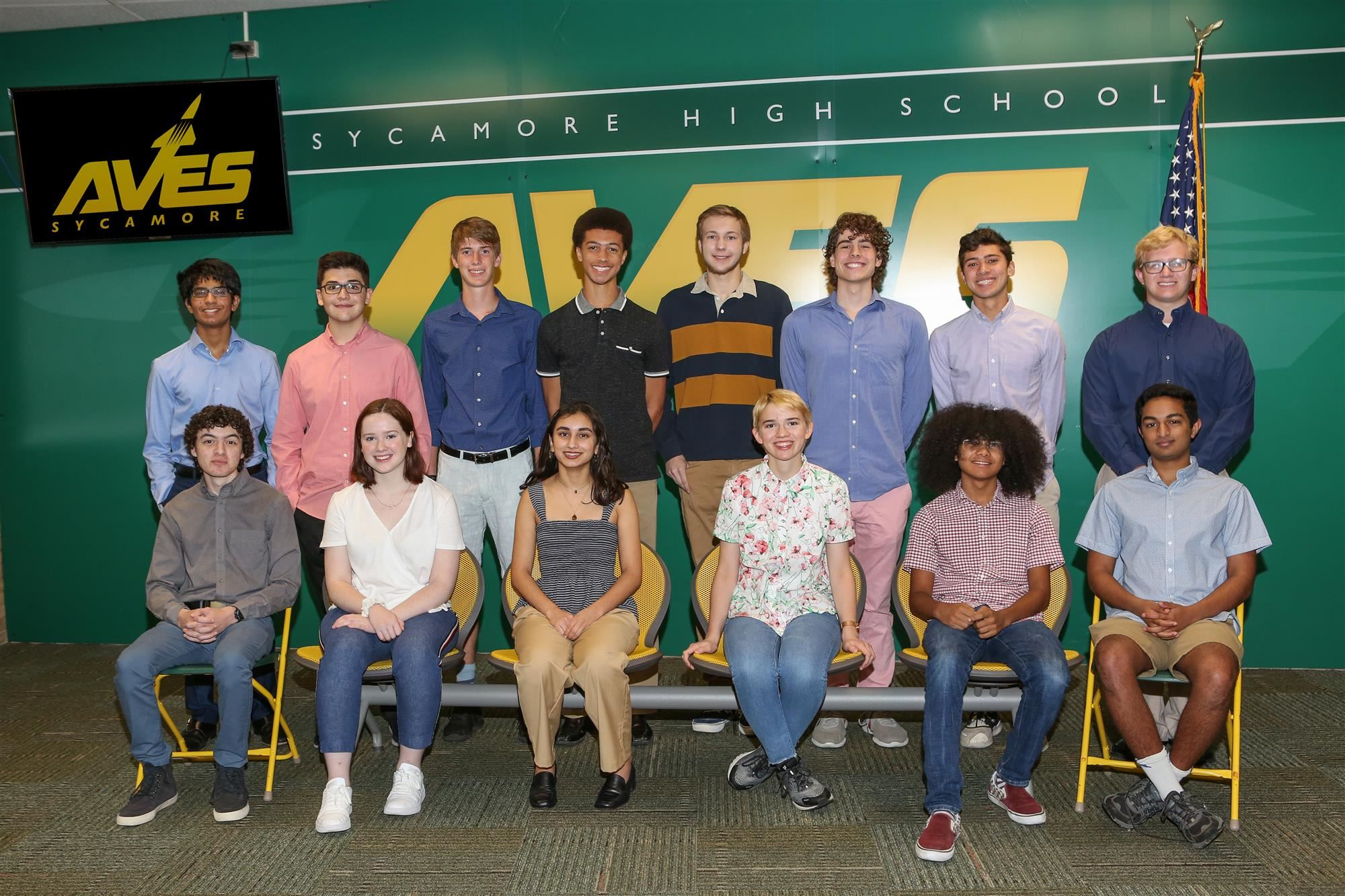 2020 National Merit Scholar Semifinalists