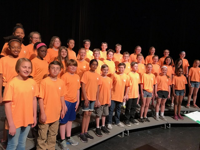 E.H. Greene 6th Grade Ensemble