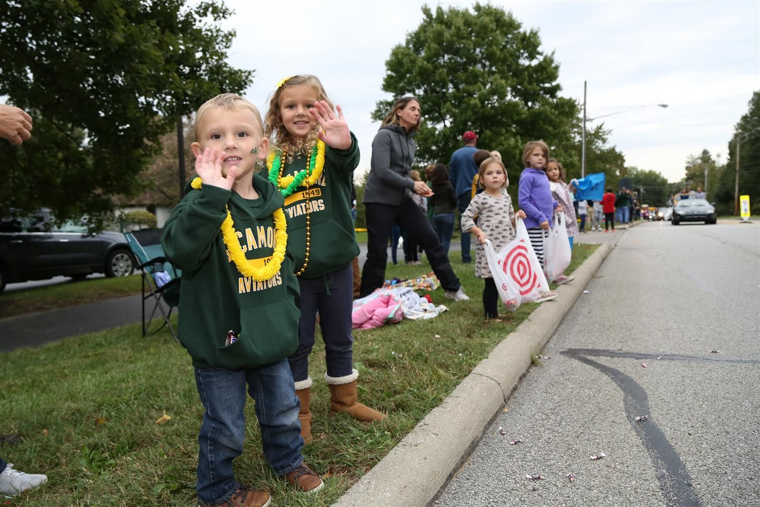 Community Invited to Sycamore High School 2019 Homecoming