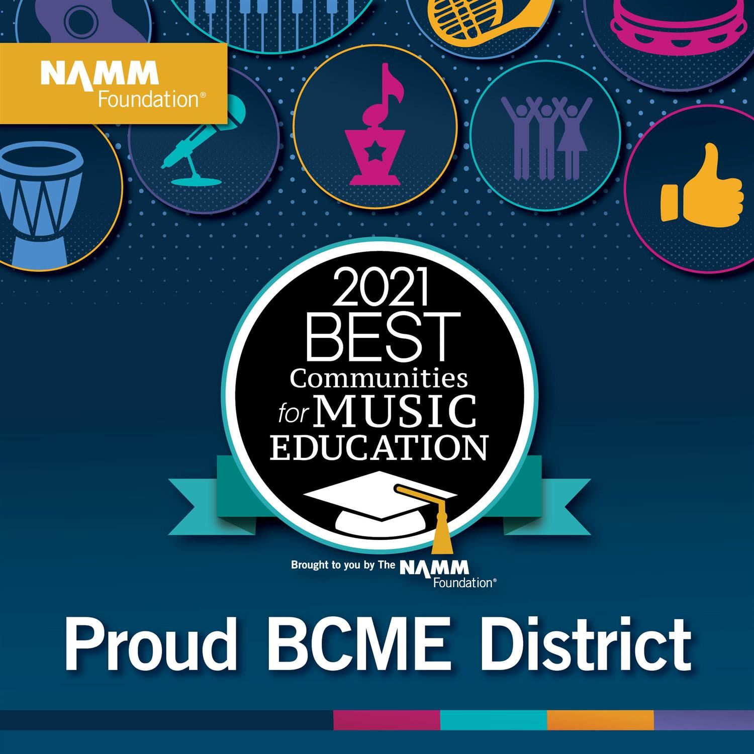 Sycamore Music Dept. Receives National Recognition for 12th Year