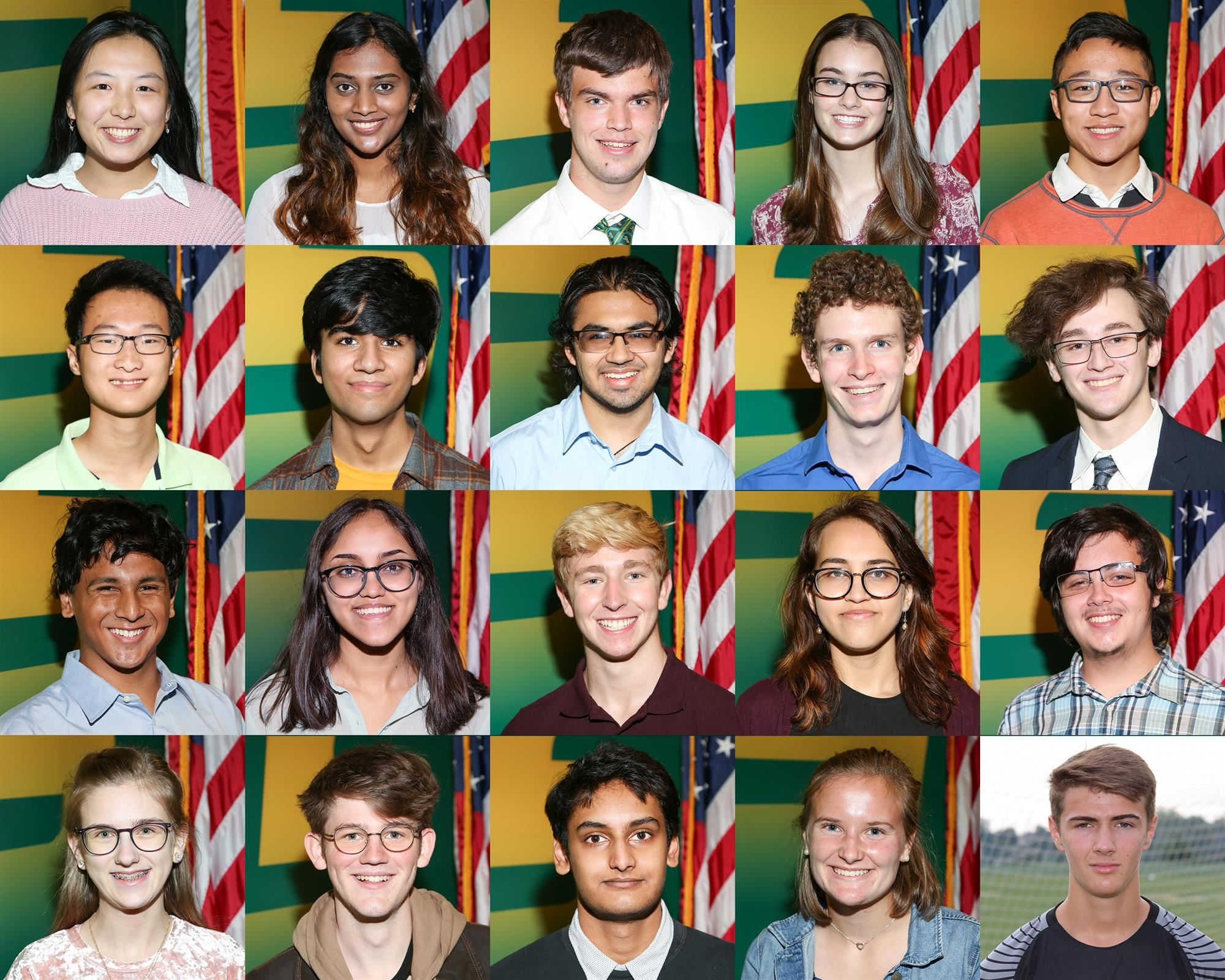 Sycamore Students Named 2021 National Merit Finalists