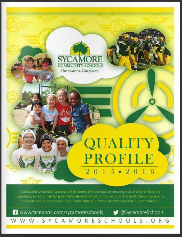 Sycamore Schools Releases 2016 Quality Profile