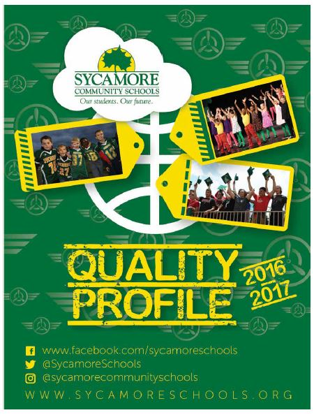 Sycamore Schools Releases 2017 Quality Profile