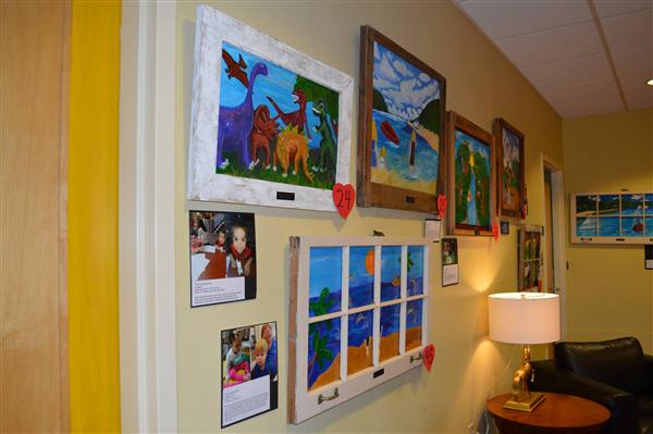 Sycamore's Windows of Hope Helps Children Battling Illnesses