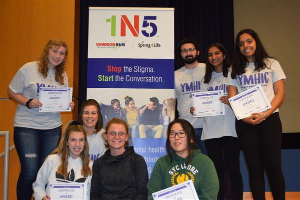 Students Participate In Youth Mental Health Innovation Challenge