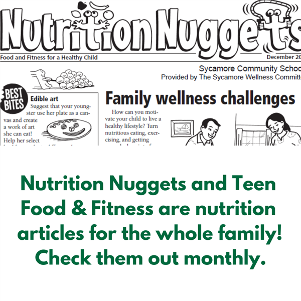 Child Nutrition / District Wellness Committee