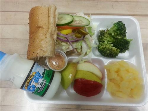 Sycamore Lunch Tray